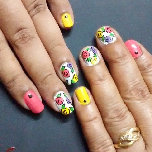 Nail Design Trends Are Always Changing And Its Easy To See Why New