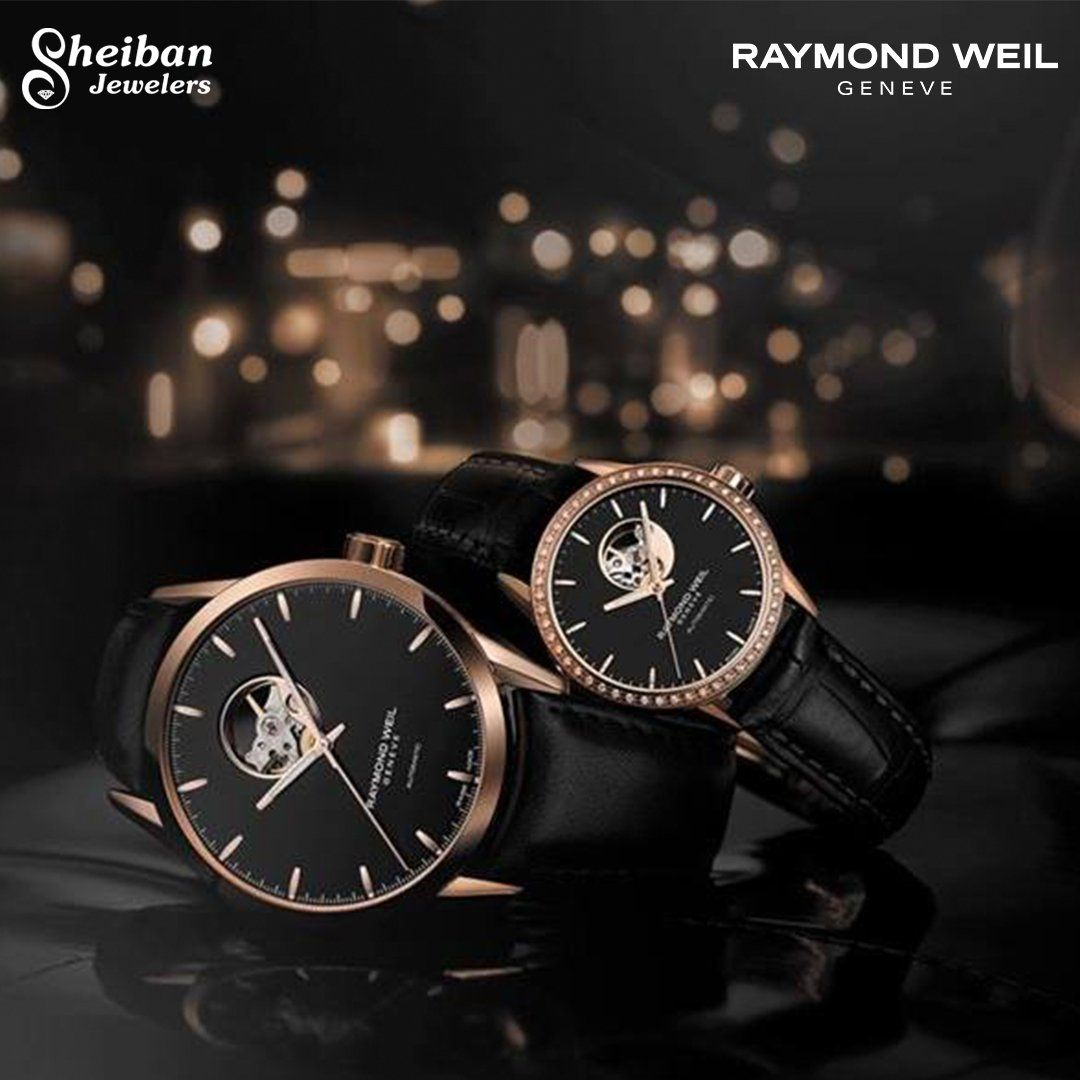 A Power Couple S Perfect Accessory Raymond Weil Timepieces Watches Luxury Watches For Men Mont Blanc Watches Breitling Watches