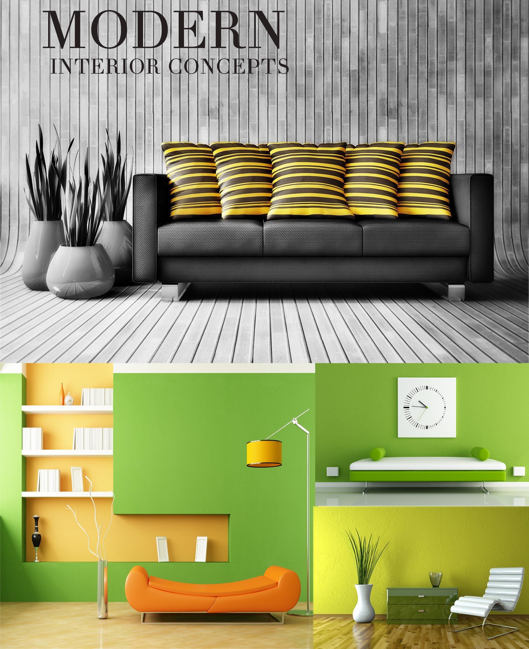 Modern Interior Concepts Magazine Ad Moderninteriorconcepts