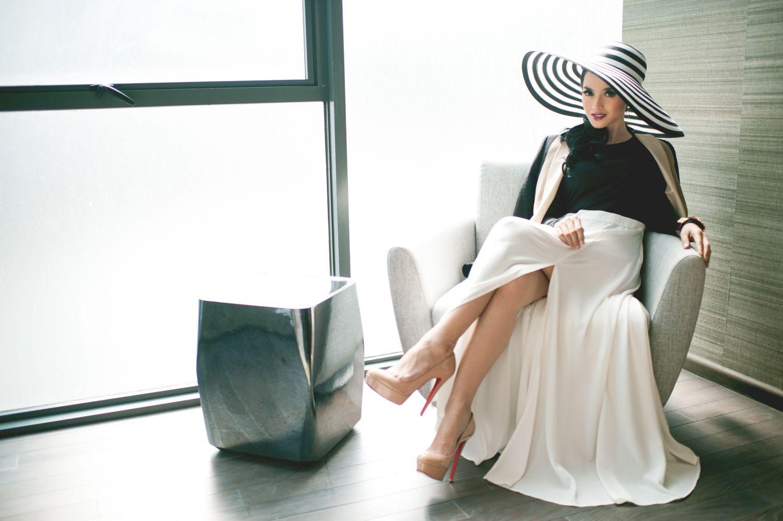 Ririn Ekawati - in DKNY 15f1beadd3