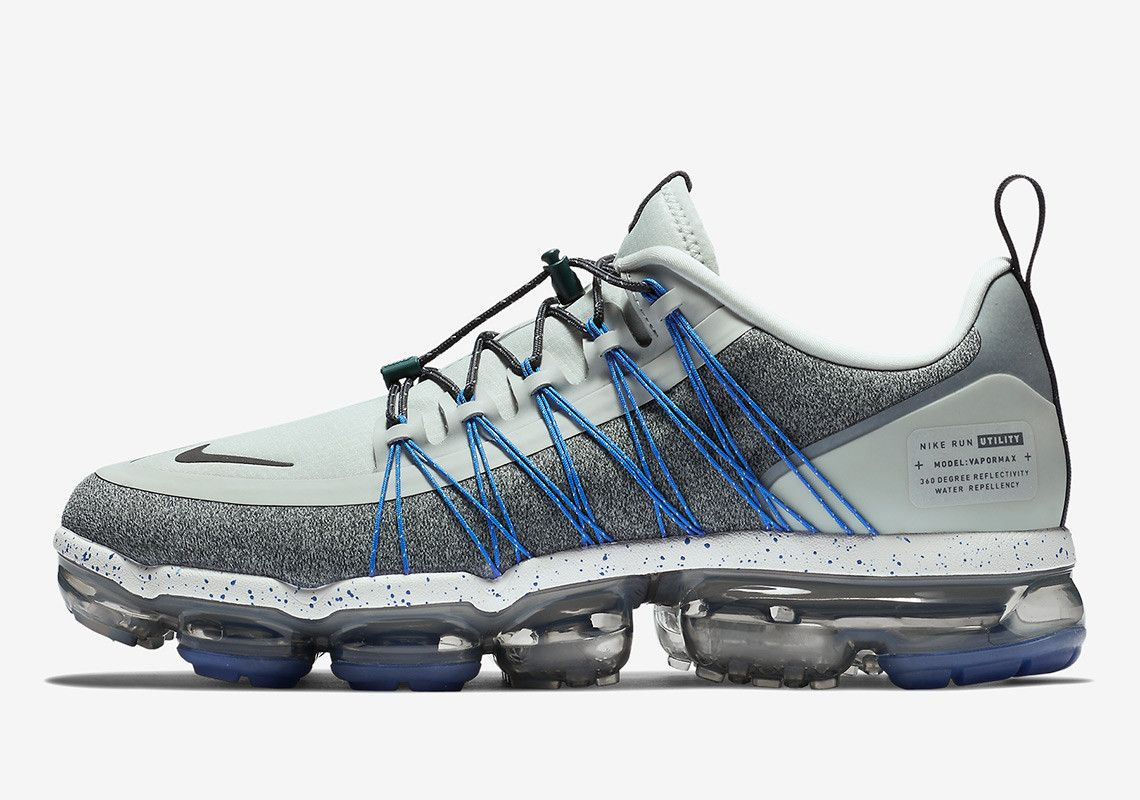 f2d994979a5e The Nike Vapormax Run Utility Is Coming Soon In Light Silver ...
