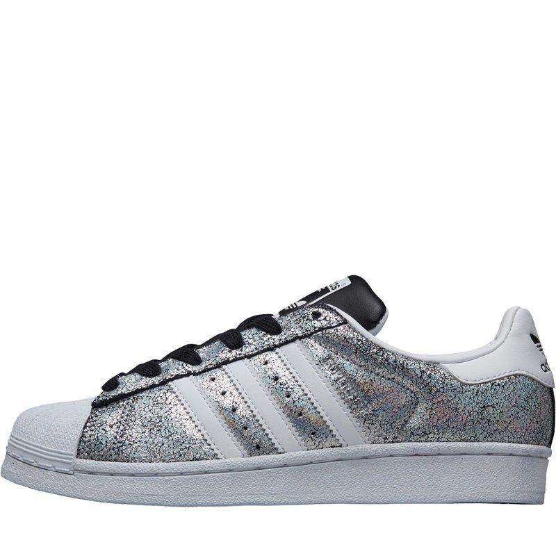 0962b8d4ff48 adidas Originals Womens Superstar Trainers Supplier Colour Footwear White Core  Black