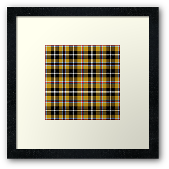 Cornish National Tartan by IMPACTEES