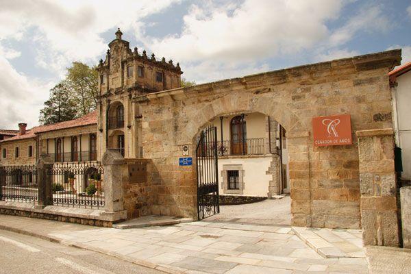 Restaurante Cenador de Amós en Villaverde de Pontones