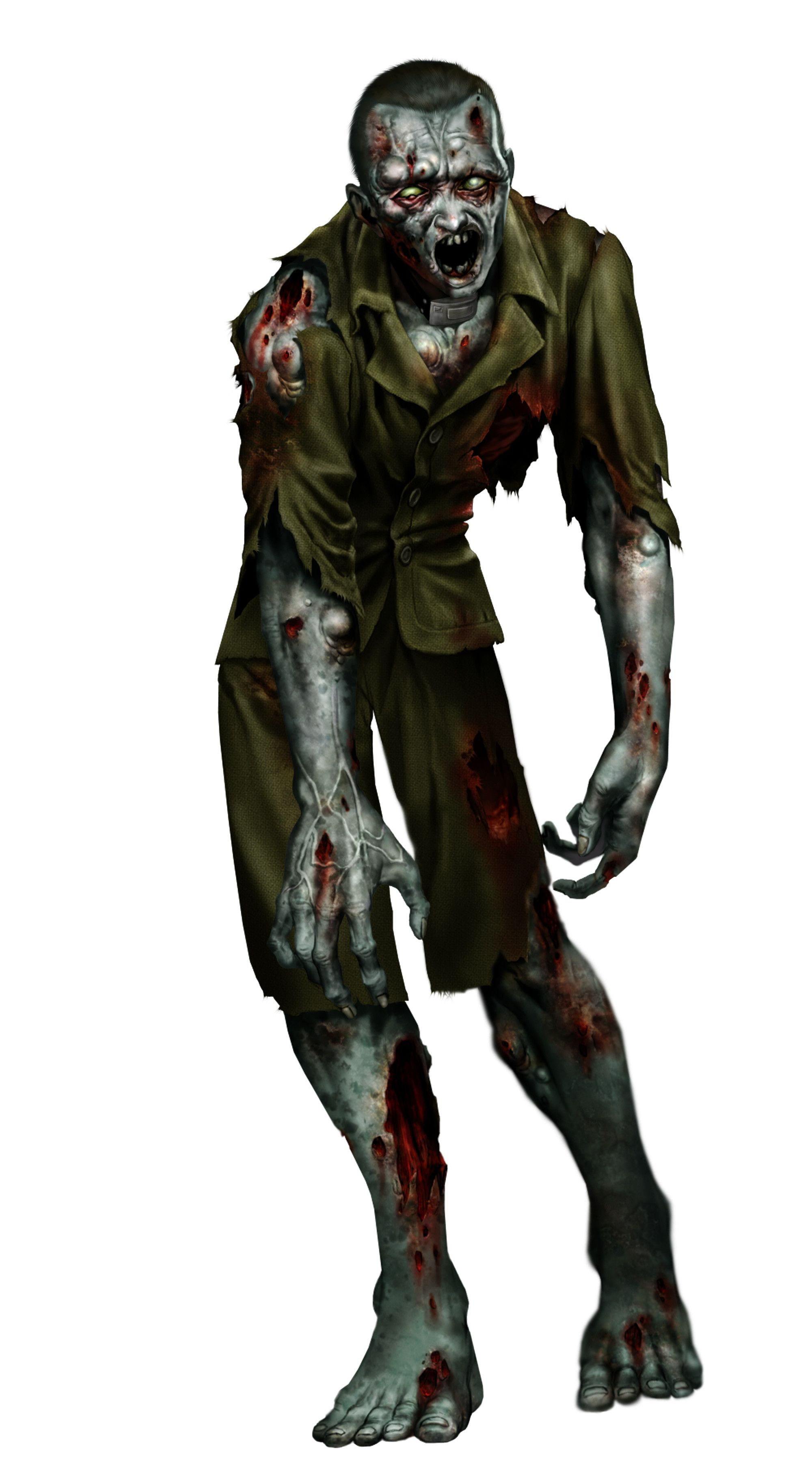BIO3/BIO0/BIOCV Concept Art in 2019 | RPG Portraits | Zombie art