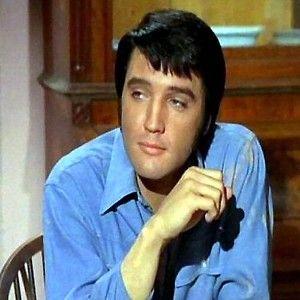 Elvis in a scene from Change of Habit