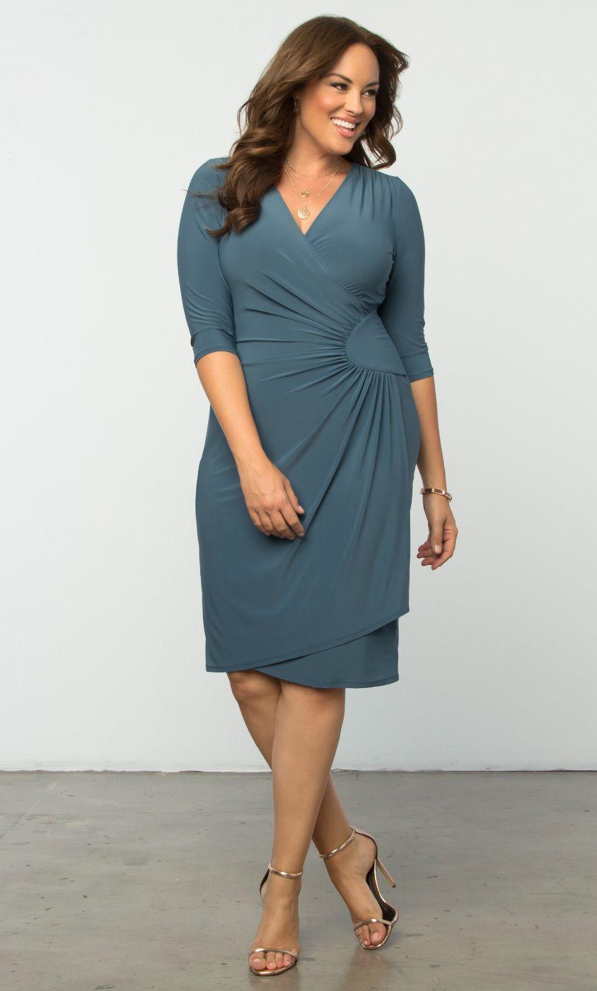 Ciara Cinch Dress Vestidos De Fiestas Y Otros Para Gorditas