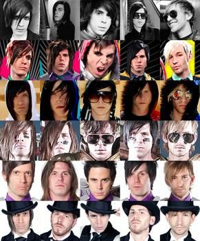 Family force 5!! Look at all the changes!! The twins went through the most