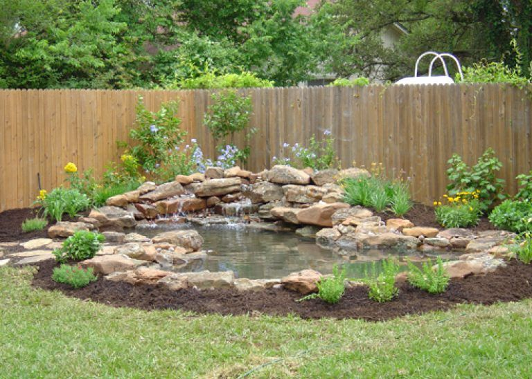Xeriscape Landscaping Ideas - Ponds Hill Country Water Gardens ...