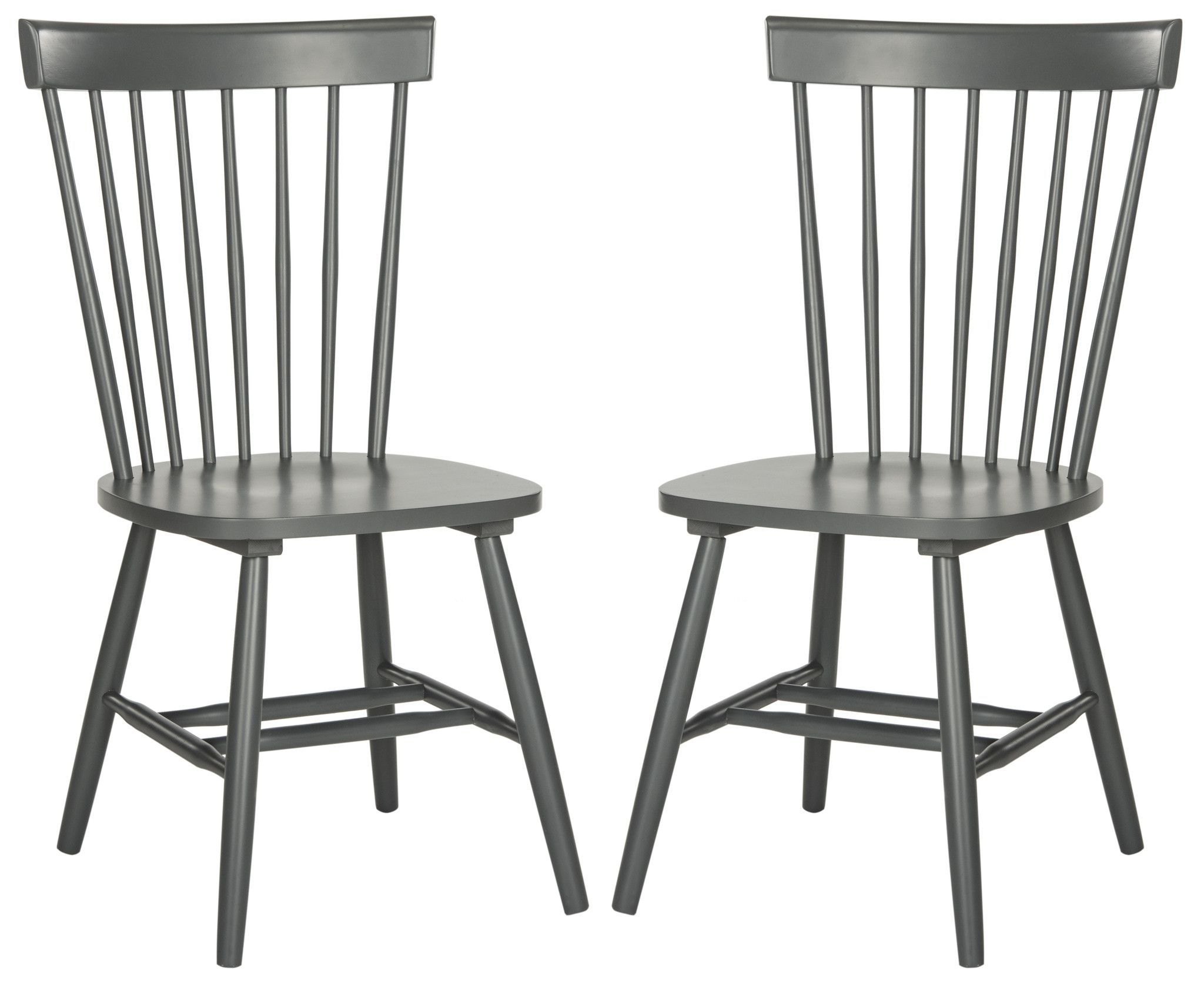 Safavieh Parker Spindle Dining Chair Set 2