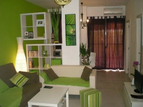green is my favorite color- this room is perfect