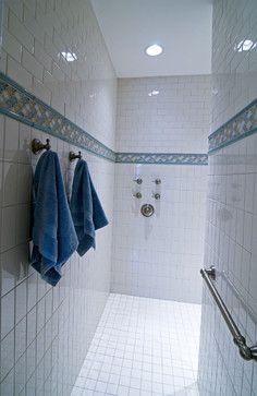 Begehbarer Dusche, Dusche Fliesen, Traditionellen Bad, Kachel Design, Badezimmer  Ideen, Badezimmer, Master Bedroom