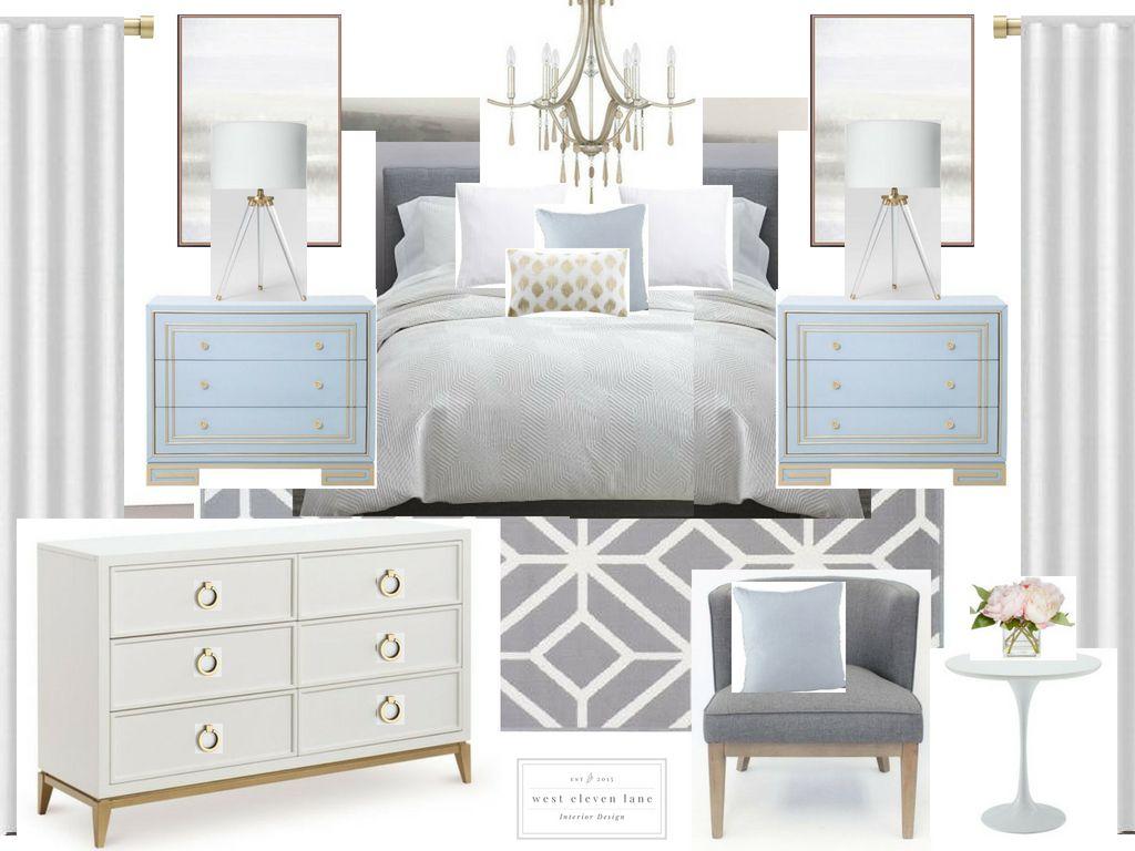 Best Master Bedroom Retreat Mid Century Modern Meets Glam 400 x 300