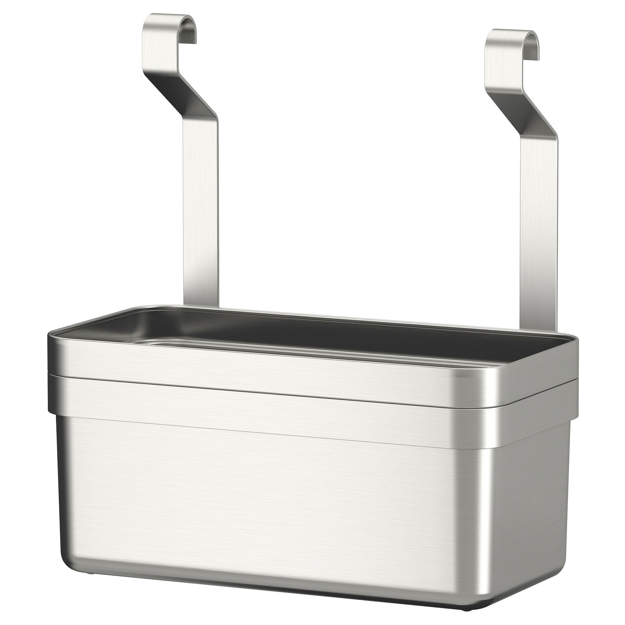 grundtal container - ikea. i got this to store my heat-tools in