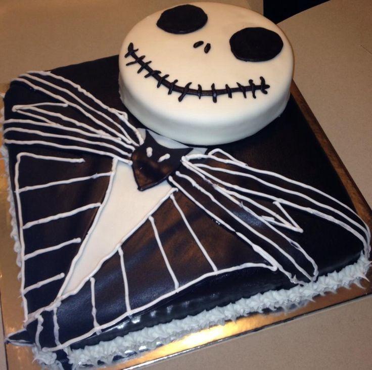 Image result for jake skellington cake Things I want Pinterest