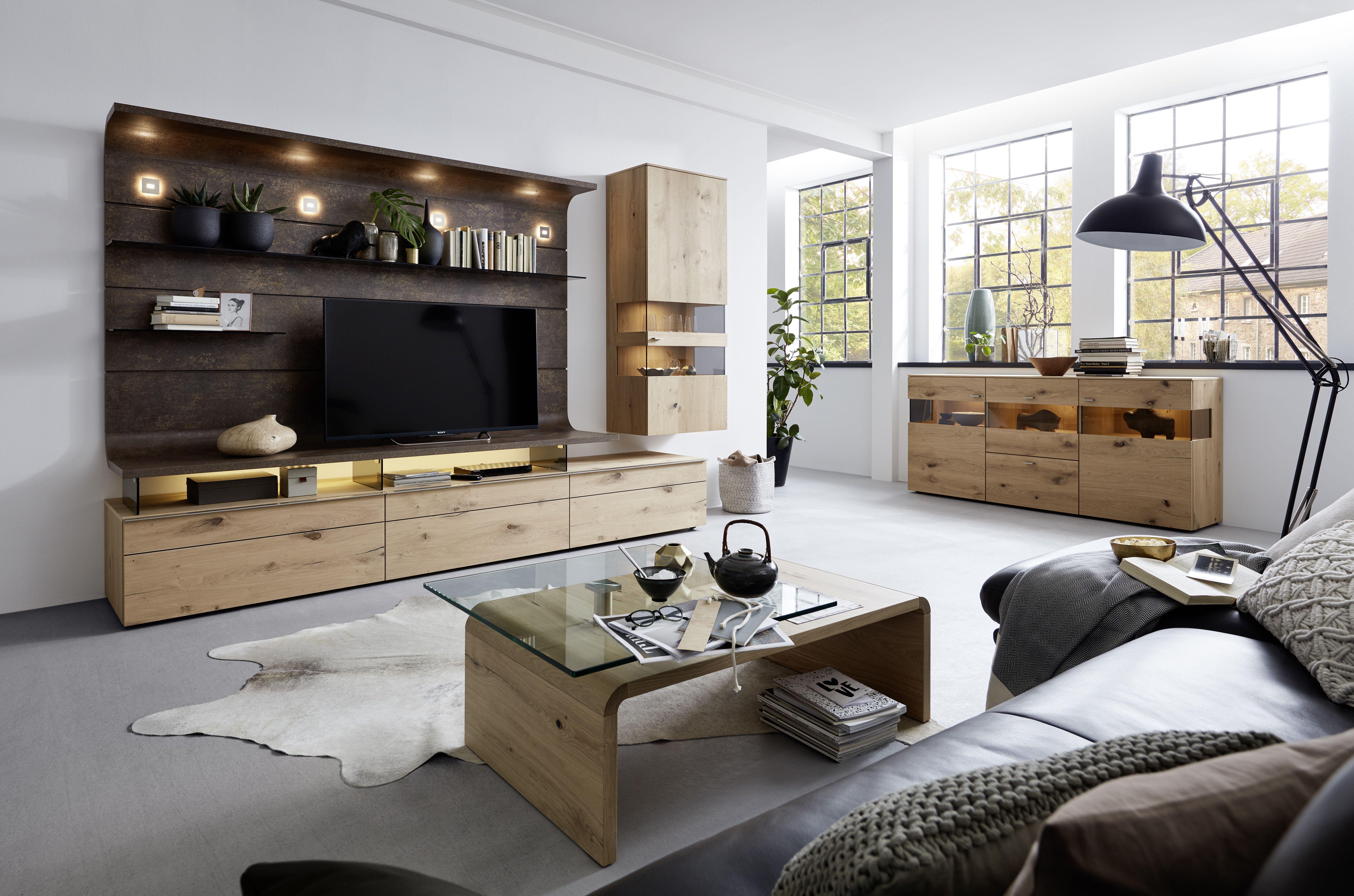 Massivholzmöbel Wohnzimmer