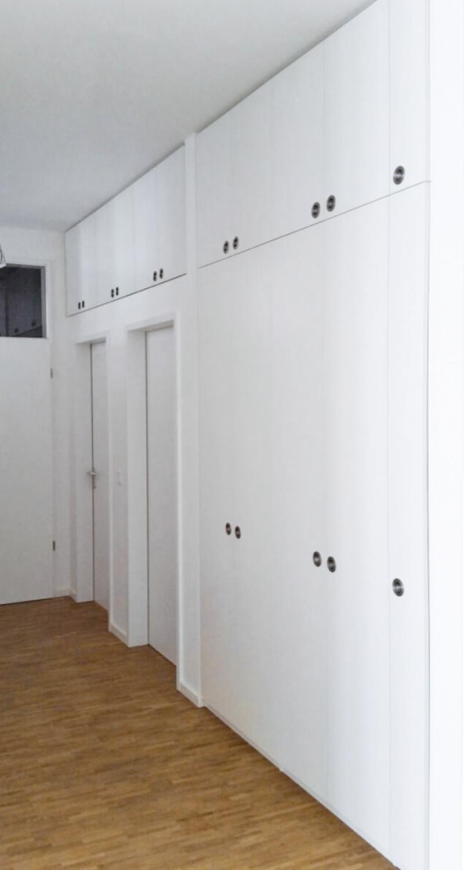 Individuelle Schrankwand Nach Mass Schrankwand Schrank Kleiderschrank Schiebeturen