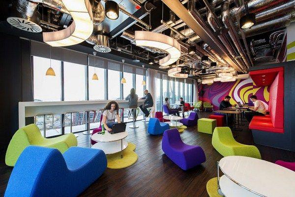 30 Google Campus Dublin