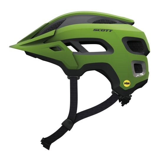 Scott Stego Helmet The First Helmet With Mips Technology That I