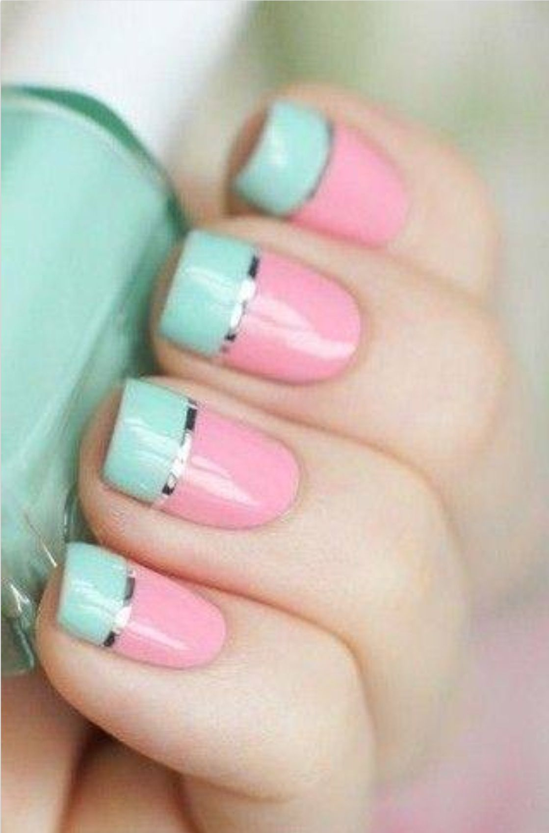 Spring nail colors so feminine nailed it pinterest check out some wonderful nail polish colours for fair skin chosen exclusively for you nail design prinsesfo Choice Image