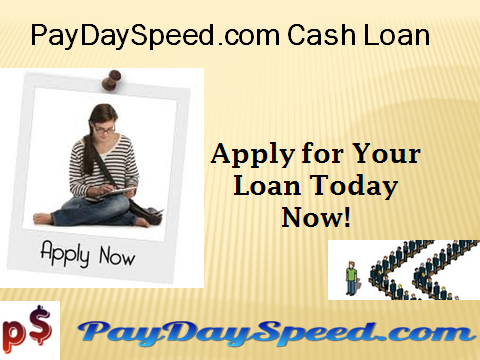 Get quick $ 400 WireQuickCash.com Oklahoma City, OK low interest Get cash  $700 dollar  saving account today. You can also apply fast $ 300 Wirecashdirect.Com Toledo Ohio no checking account .  http://www.paydayspeedloans.com/solid-guidance-to-help-you-by-way-of-payday-speed-loan-borrowing