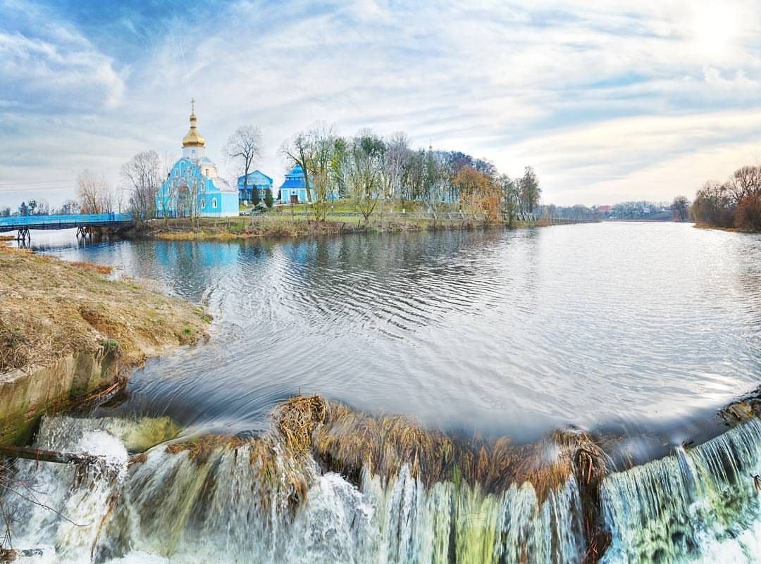 Water delivery in Rivne region: a selection of sites
