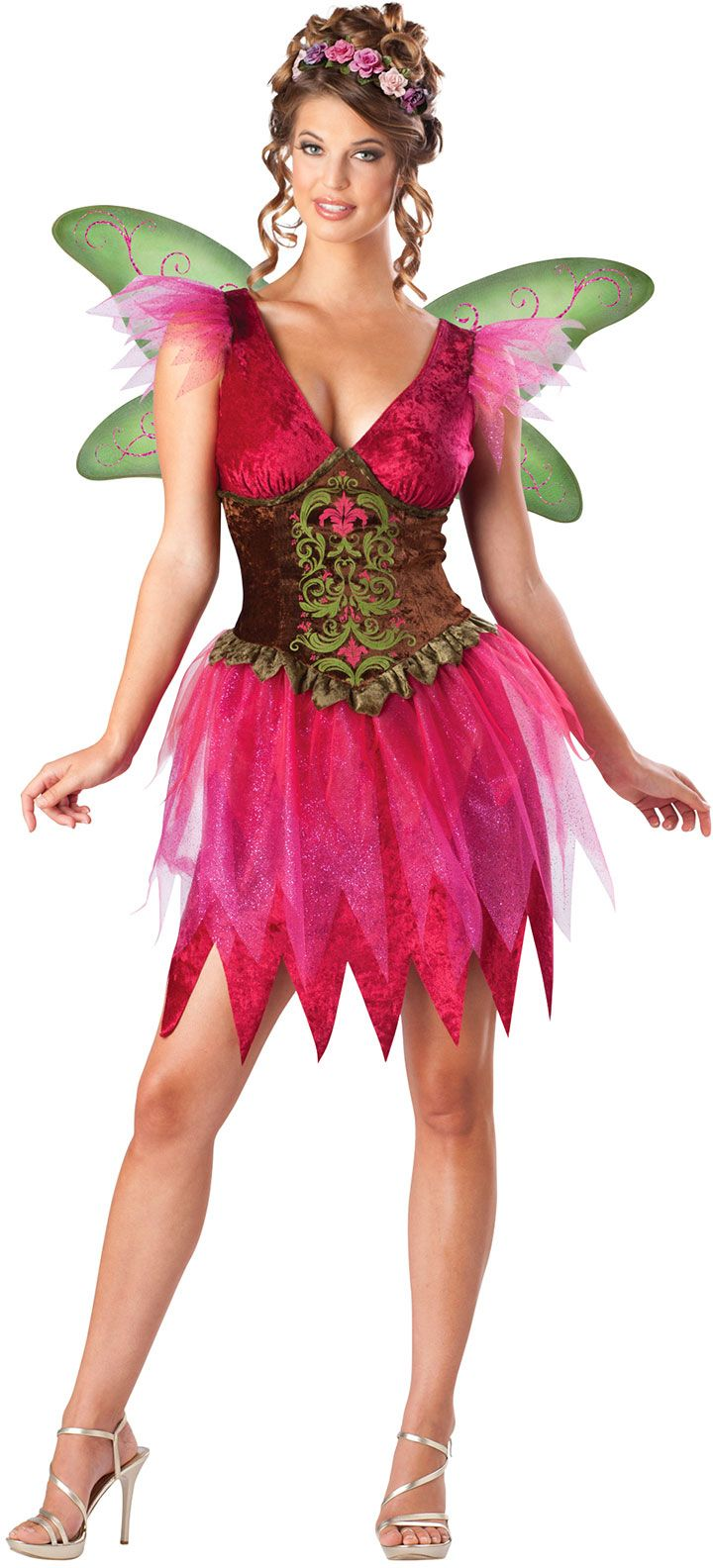 66bd28f4e24 Butterfly Queen Costume | costume - 6 fairy tale | Forest fairy ...