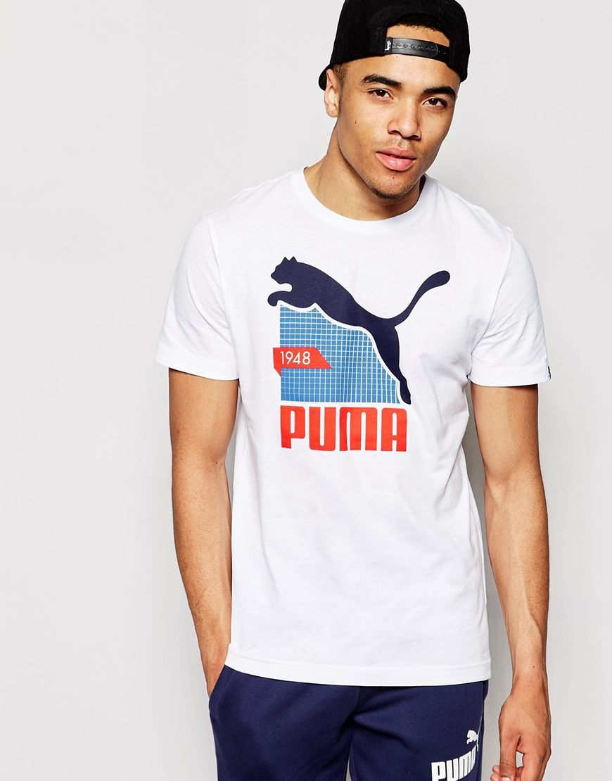 Puma T-Shirt With Logo