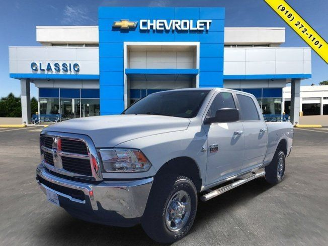 Used 2012 Ram 2500 Slt Truck For Sale Near You In Owasso Ok Get More Information And Car Pricing For This Vehicle On Cars For Sale Autotrader Trucks For Sale