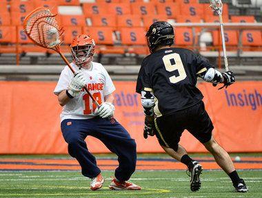 Keep Running Lacrosse Goalie Sports Jersey Goalie