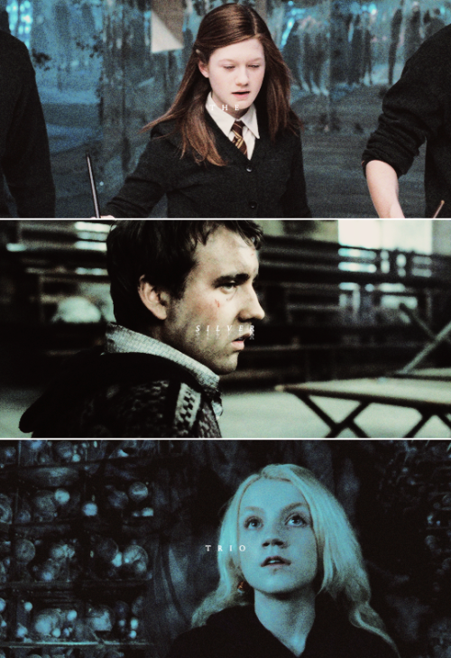 Silver Trio Harry Potter Oh I Love This Concept Silver Trio Harry Potter Universal Harry Potter Love Harry Potter World