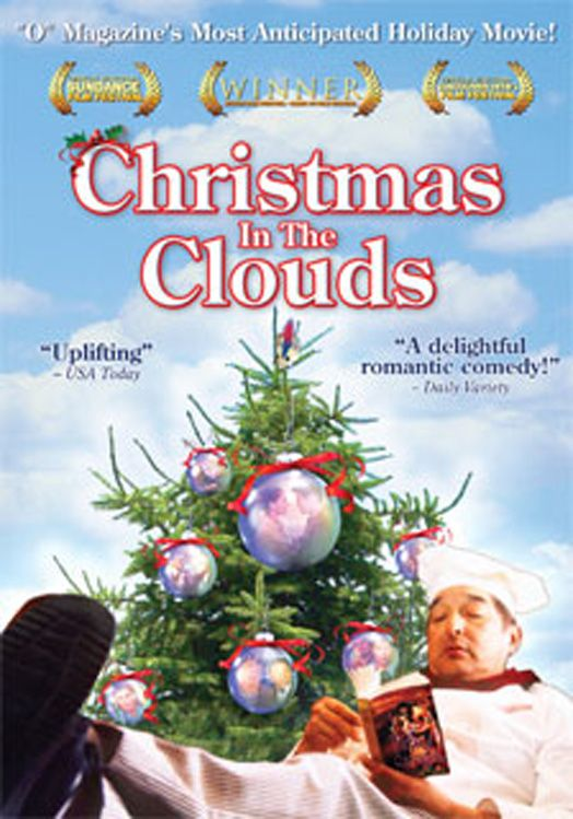 Christmas In The Clouds Nice Holiday Film With Images Christmas Movies Hallmark Christmas Movies Holiday Movie