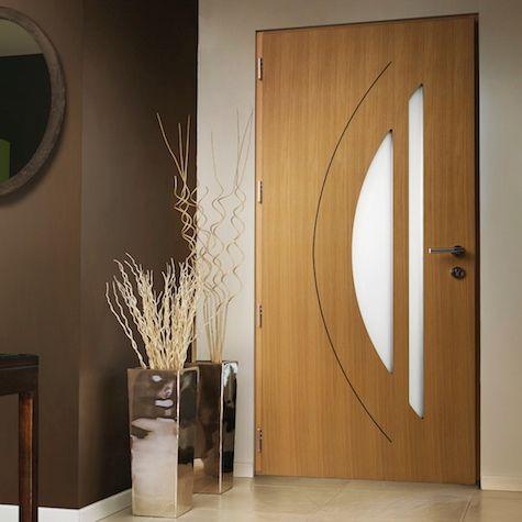Belle porte du0027entrée moderne #porte #maison #tendance    www