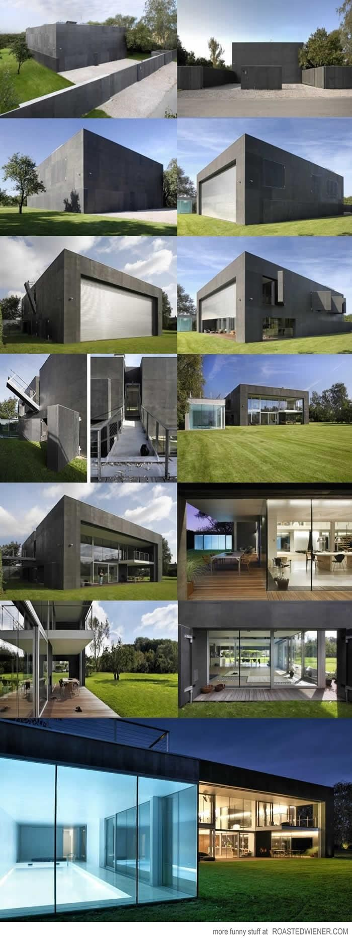 HOUSE READY FOR THE ZOMBIE APOCALYPSE | survival ... on earthquake home design, macabre home design, new mexico home design, old fashioned home design, monster home design, hurricane home design, hollywood home design,