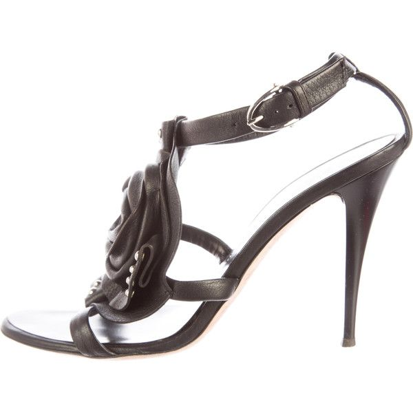 Pre-owned - Patent leather sandals Giuseppe Zanotti 50TltzYjOP