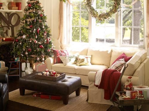 Decorating with Pottery Barn | Christmas | Pinterest
