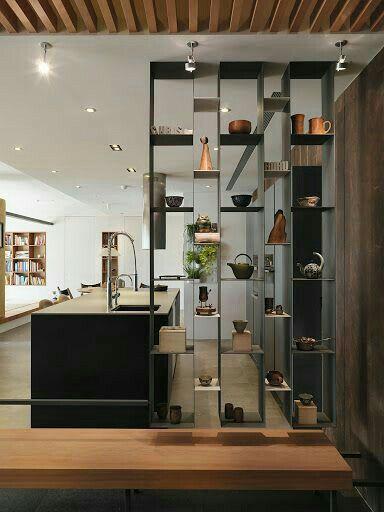 Open Loft Style Home