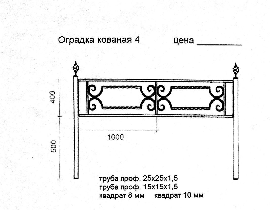 Размеры оградки на могилу памятники гранит или мрамор что лучше чем