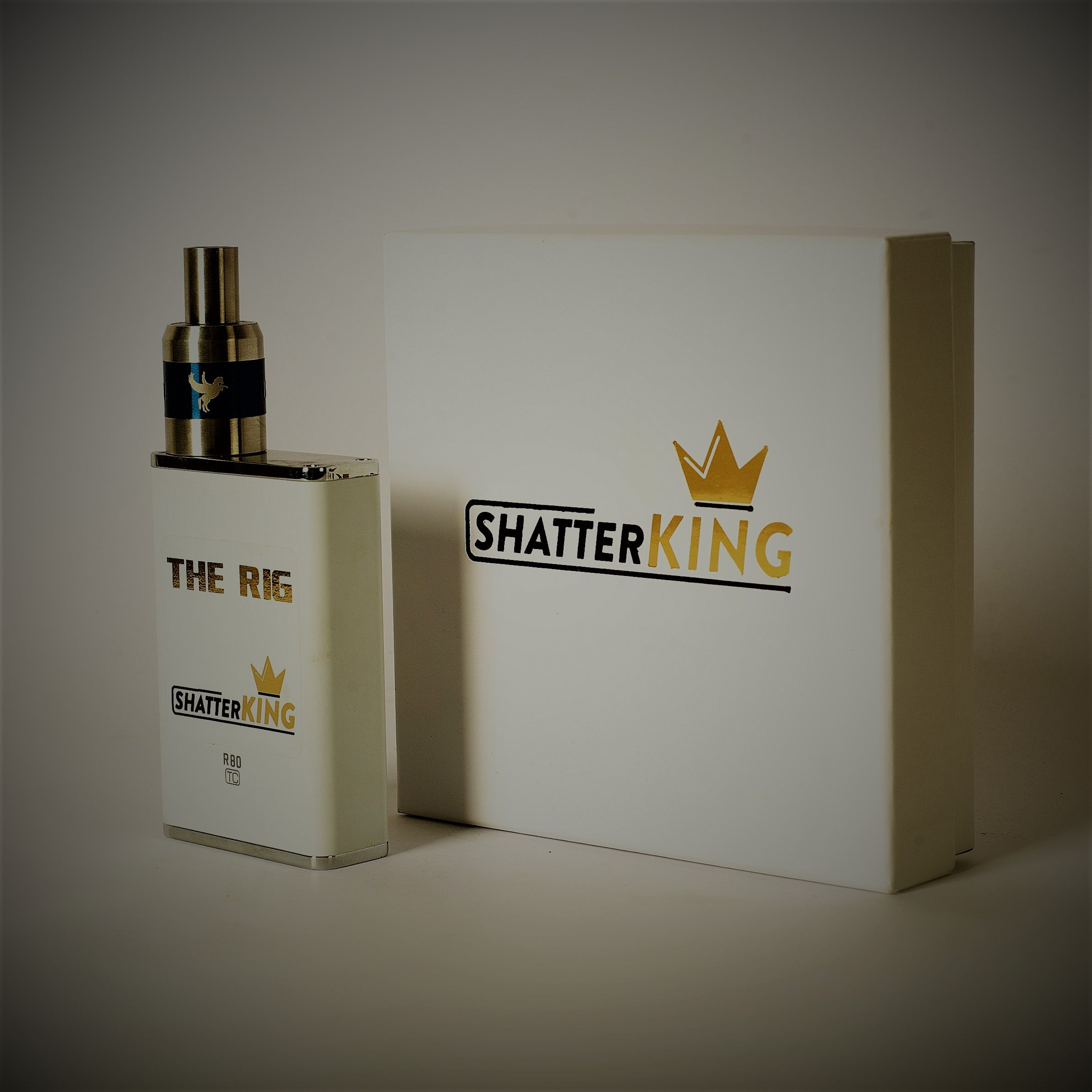 Shatter King - Dabbing with Wax, Budder, and Rosin Vape Pens