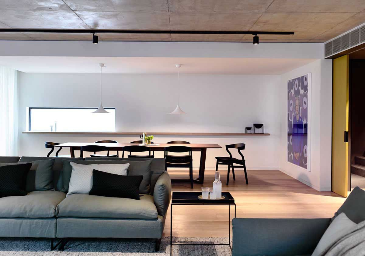 126 Walsh Street by Carr Design MAA
