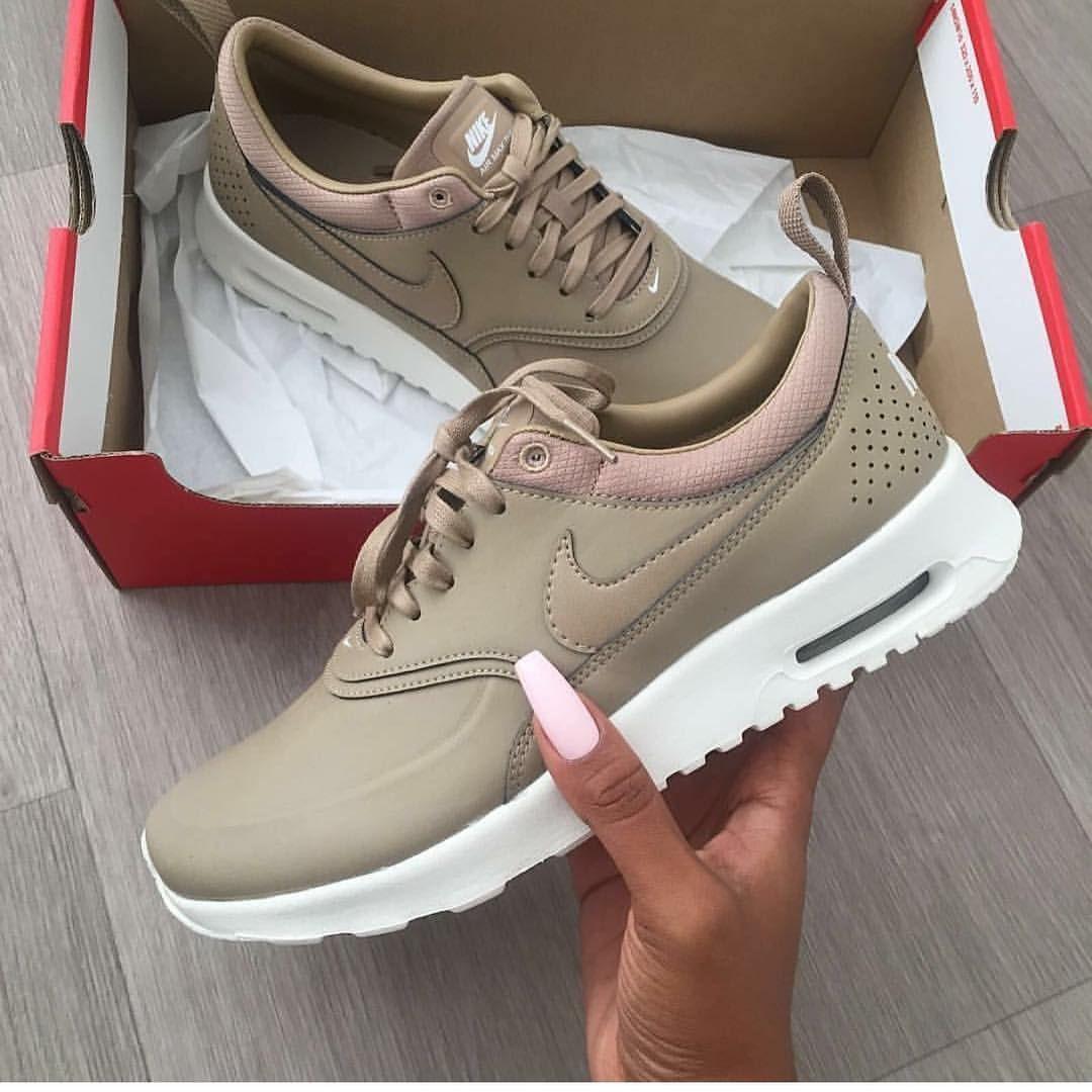 Nike Air Max Thea PMR Desert Camo Tan nue   Chaussures