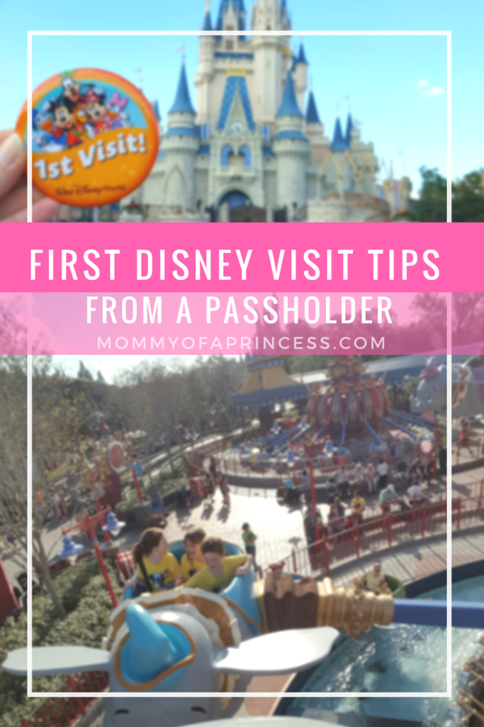 Disney World Tips For First Timers (from An Annual