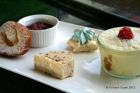 Bayerische Dessertvariationen