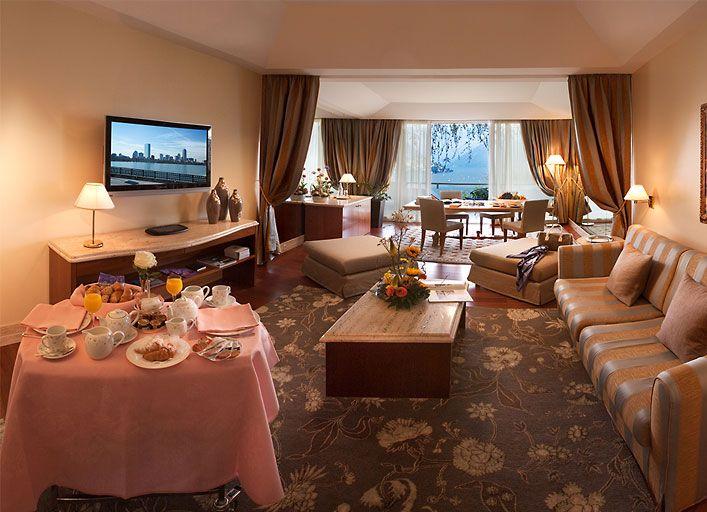 Suites & Rooms - Villa Principe Leopoldo Hotel