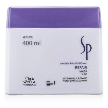 SP Repair Mask (For Damaged Hair) - 400ml-13.33oz