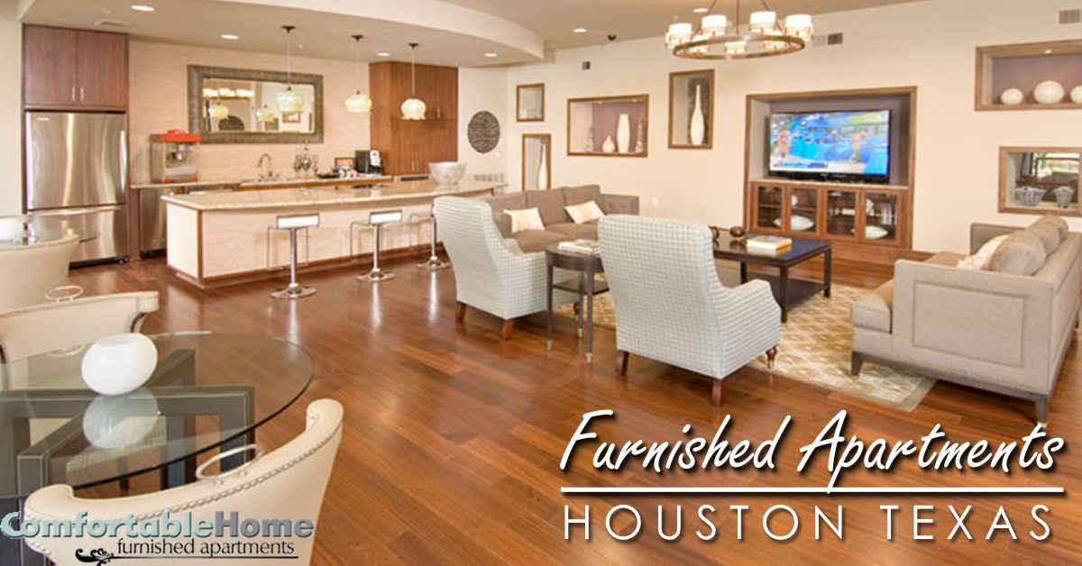 Plan Your Houston Extended Stay With Comfortable Home