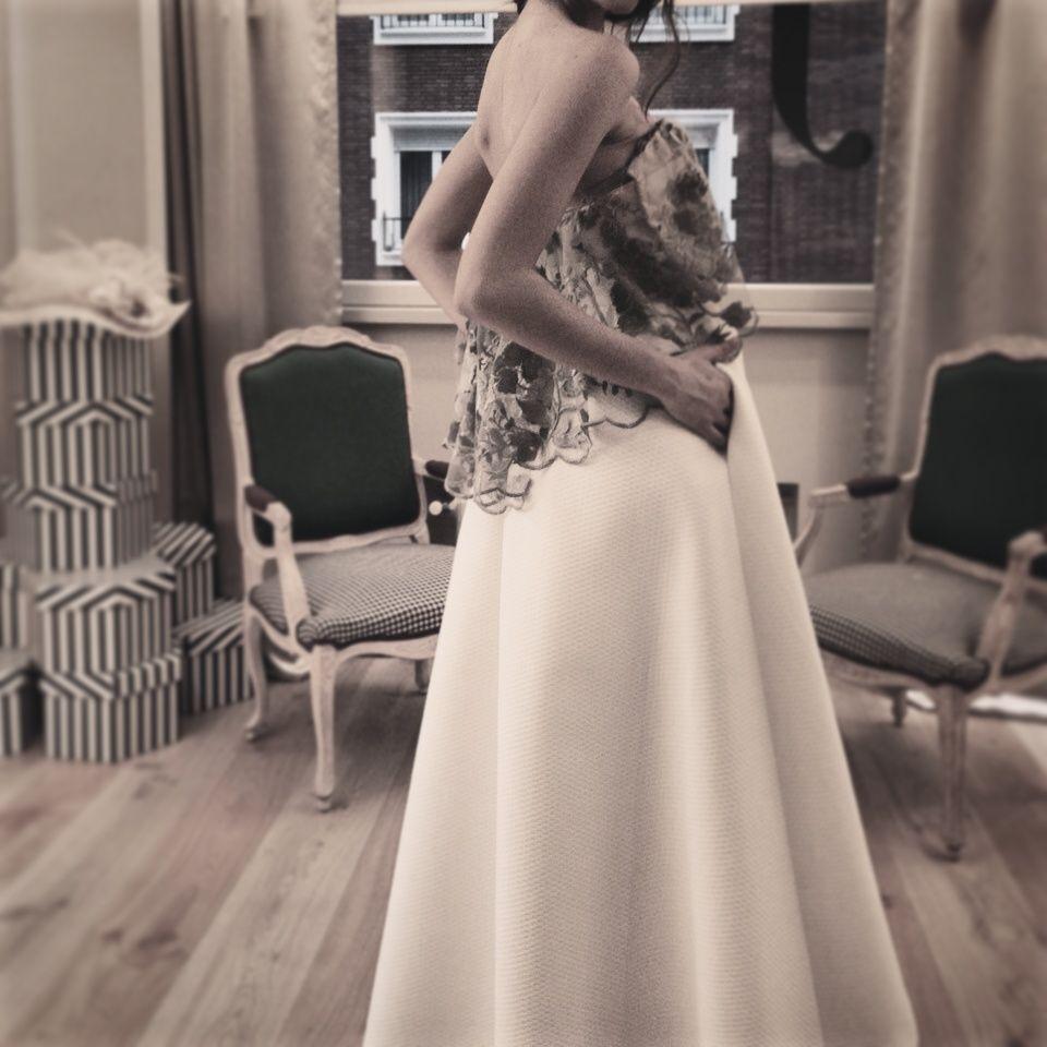 Vestidos novia diferentes bilbao