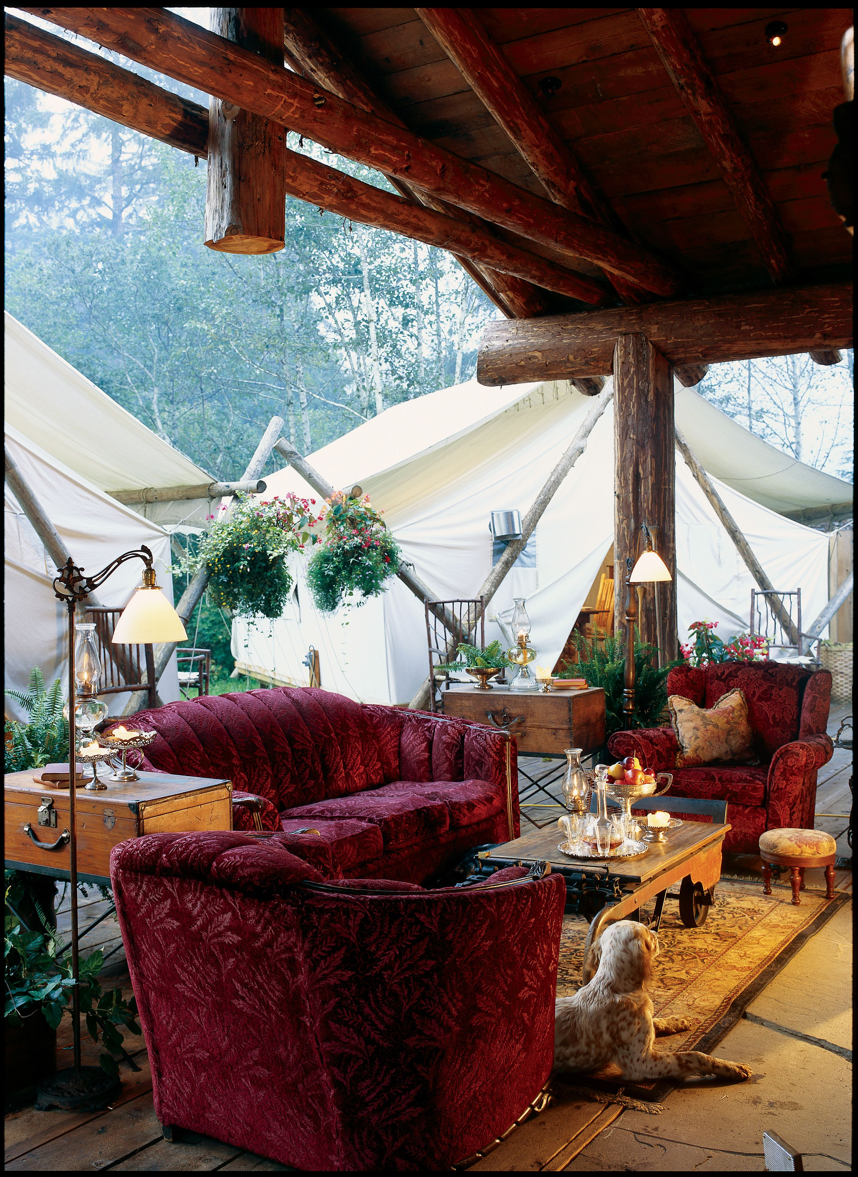 3 Luxe Bc Honeymoon Hotels Wilderness Resort Luxury