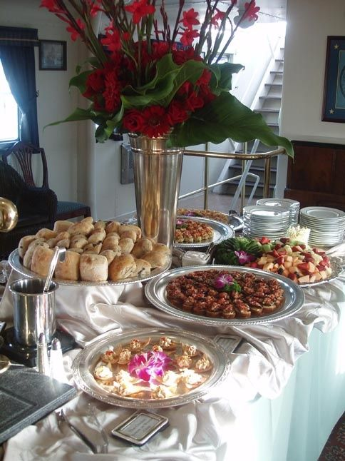 Create Your Own Wedding Hors D Oeuvres Bar Wedding Hors D