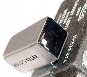 Voigtlander 28mm 35mm 28/35 Mini Viewfinder Metal - Chrome